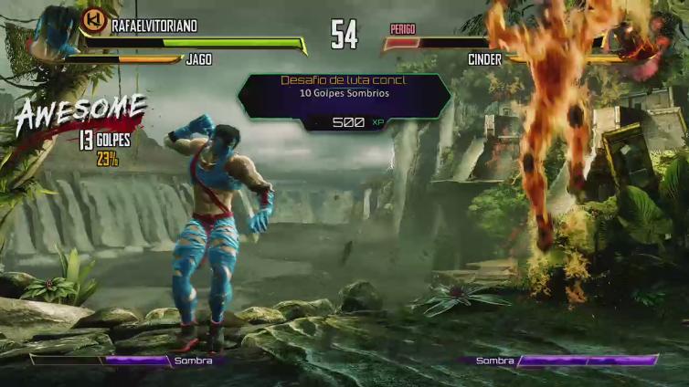 RAFAELVITORIANO playing Killer Instinct