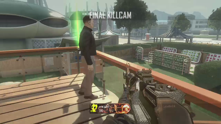 ynw gaot playing Call of Duty: Black Ops II
