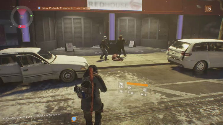 GuStVoBrGgBr playing Tom Clancy's The Division