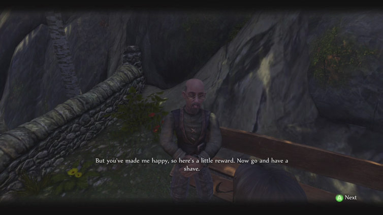 Malacath playing Fable Anniversary
